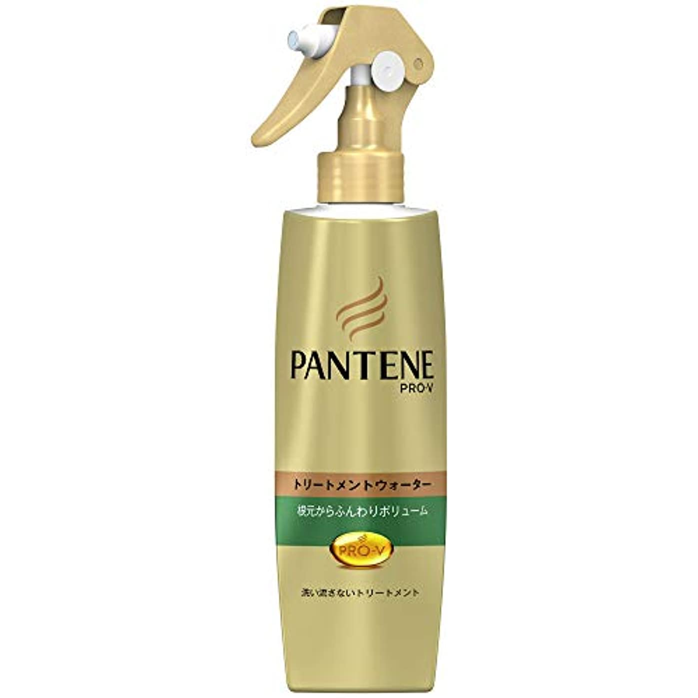 ペイン伝統ご覧くださいパンテーン 洗い流さないトリートメント トリートメントウォーター ボリュームのない髪用 200mL