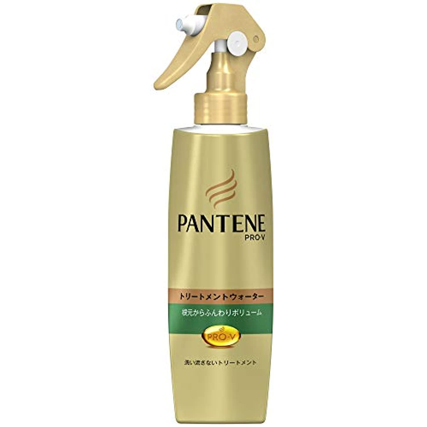 パーツモディッシュ促進するパンテーン 洗い流さないトリートメント トリートメントウォーター ボリュームのない髪用 200mL