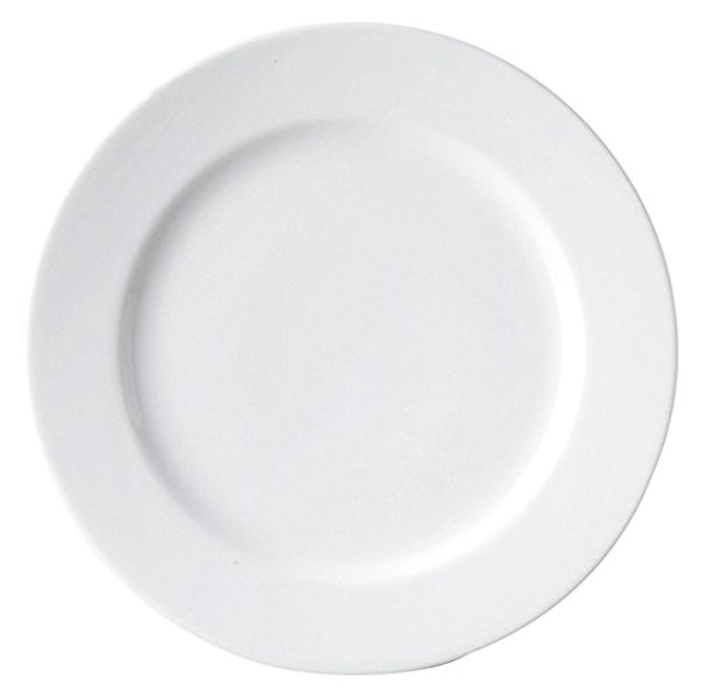 業務用食器 ノーブルホワイト ディナー皿 25cm 47000392