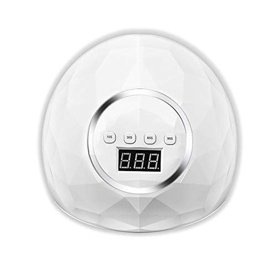 連帯目覚めるドラゴン86W LEDネイルジェルランプネイルジェルポリッシュwith10 / 30/60 / 99Sタイマー用ネイルライト