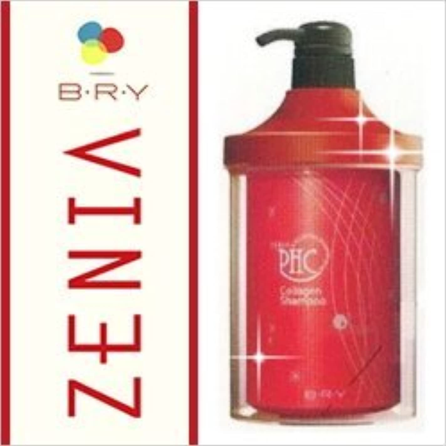★ZENIA ゼニア PHC コラーゲン シャンプー 800ml (ポンプ) [cosme]