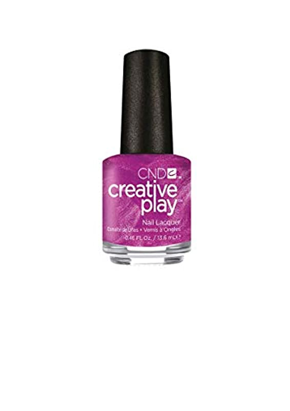 忠実な推定代名詞CND Creative Play Lacquer - Crushing It - 0.46oz / 13.6ml