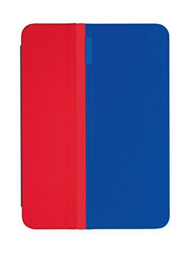 Logicool ロジクールフリーアングルプロテクションケーススタンドmini用 ブルー&レッド iC0751BR