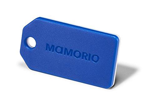 MAMORIO BLUE (マモリオ ブルー) 世界最小級の落し物防止タグ ...