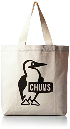 [チャムス] Booby Canvas Tote Booby Canvas Tote CH60-2149-K001-00 Black