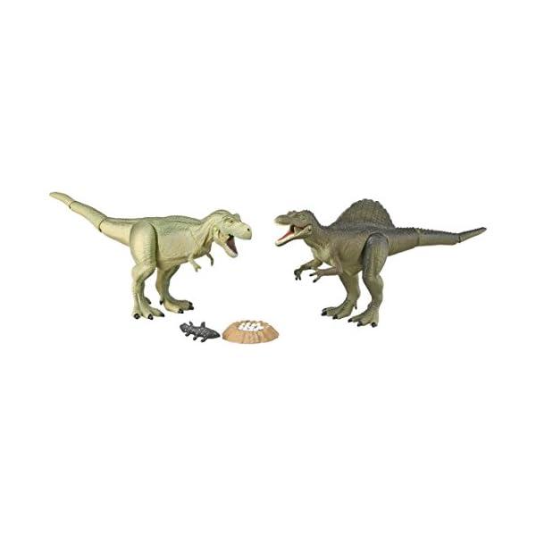 アニア AG-02 肉食恐竜ライバル激突セットの紹介画像2
