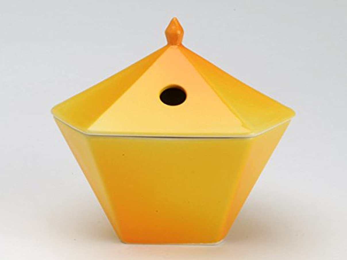 出演者宗教的な恩恵縁香炉 黄