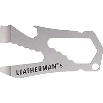 LEATHERMAN ( レザーマン ) マルチツール BY THE NUMBER 5 バイ・ザ・ナンバー5 【日本正規品】 25年保証 LTJマーク入 BN5