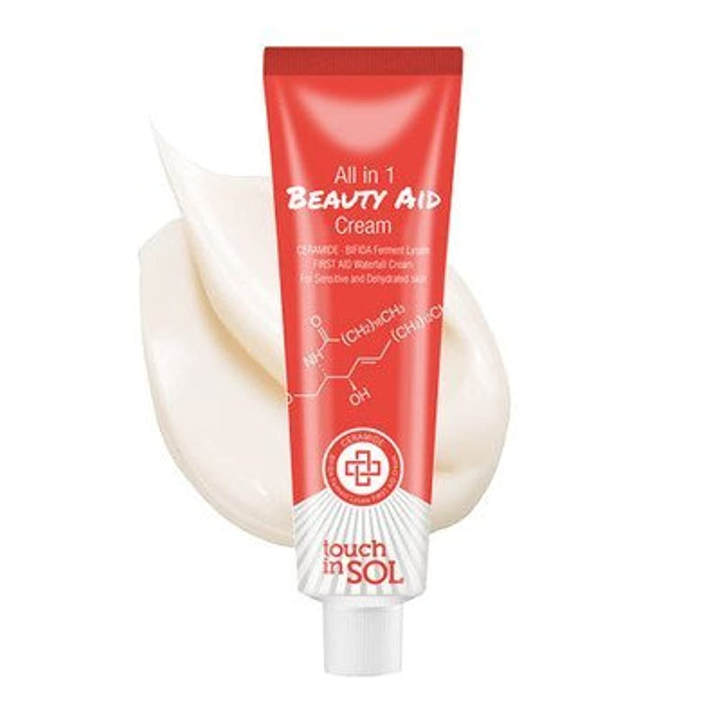 ホールド常に用心TOUCH IN SOL((タッチ イン ソル)オールインワンビューティーエードクリーム/(TOUCH IN SOL)beauty aid cream [並行輸入品]