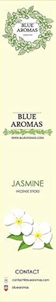別々に側面再撮りBlue Aromas Jasmine Incense Sticks Agarbatti  Pack of 8, 10 Sticks in Each Pack Incense   Export Quality