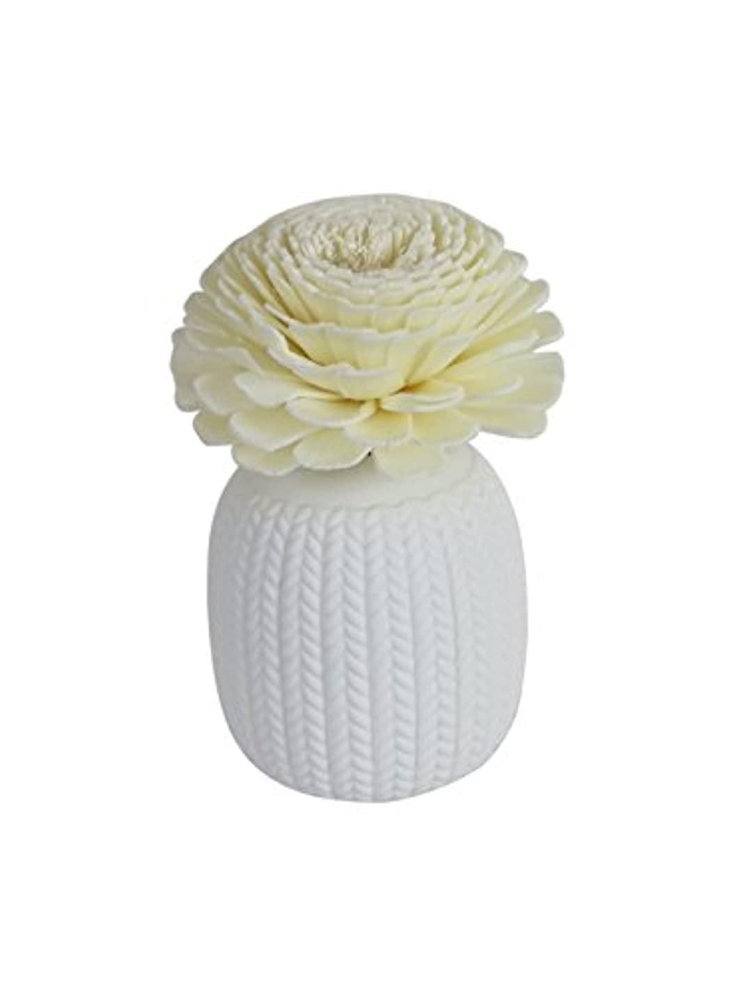宣教師必要としているライナーAroma Blossom新しいYorkセラミックNarrow Flower Diffuser、ラベンダー