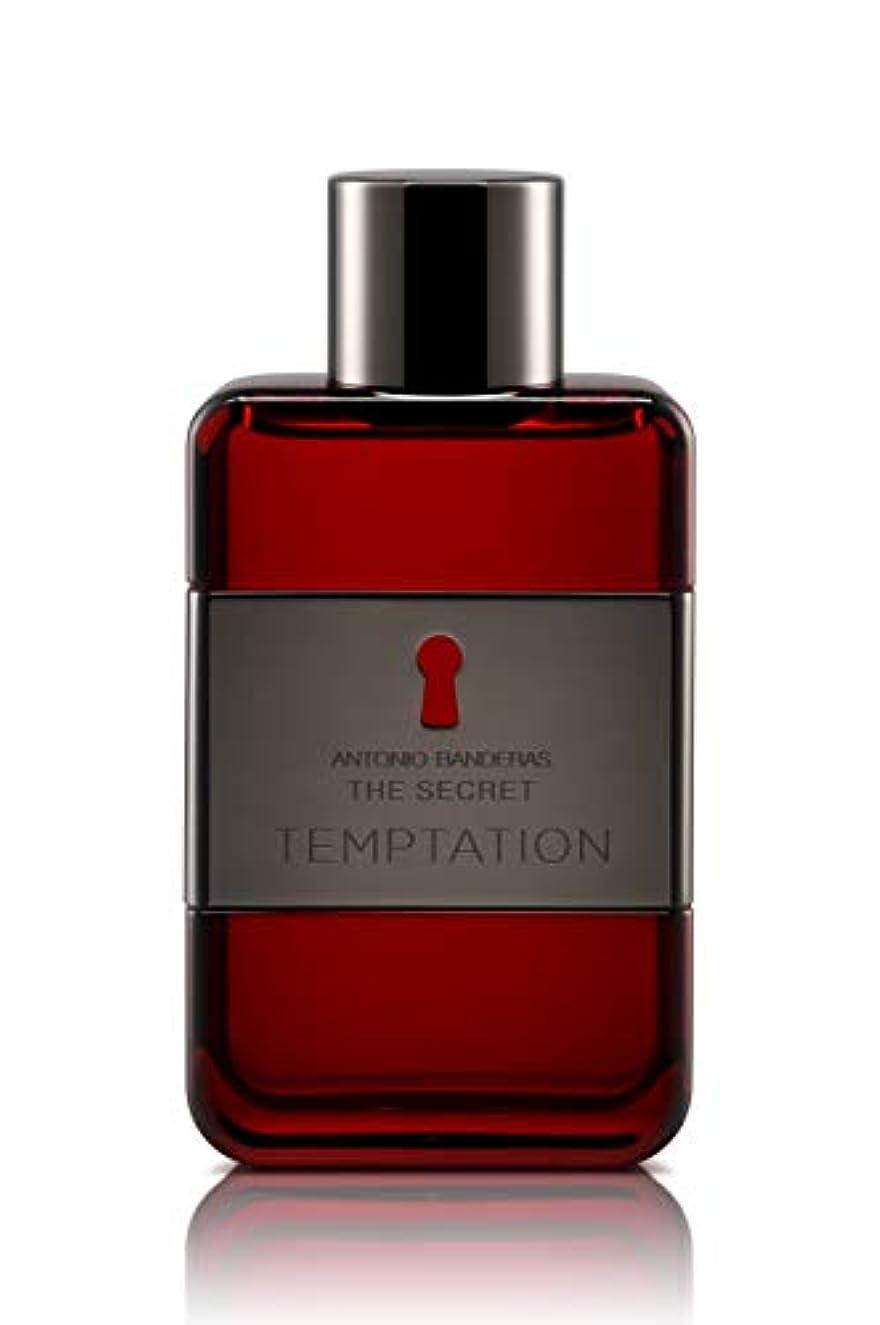 影響力のあるウサギジャケットThe Secret Temptation by Antonio Banderas Eau De Toilette Spray 3.4 oz / 100 ml (Men)