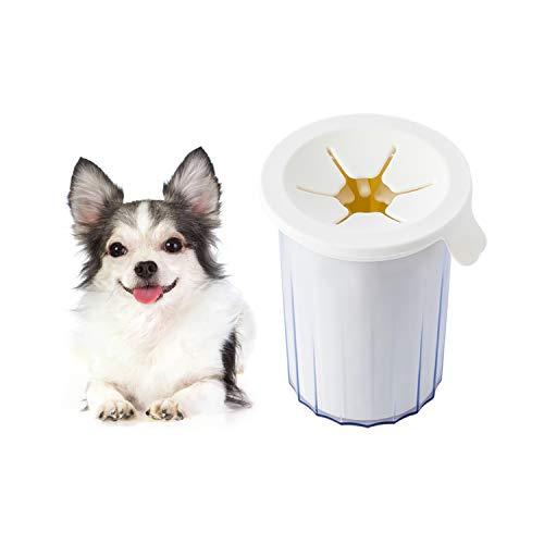 ブラシカップ ペット 足洗いブラシ 足洗いカップ 足ブラシ 犬用 犬足ブラシ 足クリーナー ペット用 中小型犬 猫