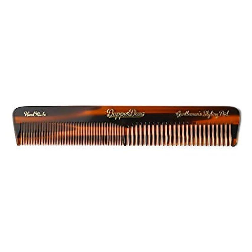 つまずく第曲線Dapper Dan Hand Made Pocket Comb [並行輸入品]