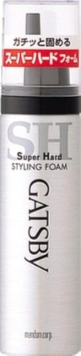 知覚アミューズメントピックギャツビー スタイリングフォーム スーパーハード(ハンディ) 65g