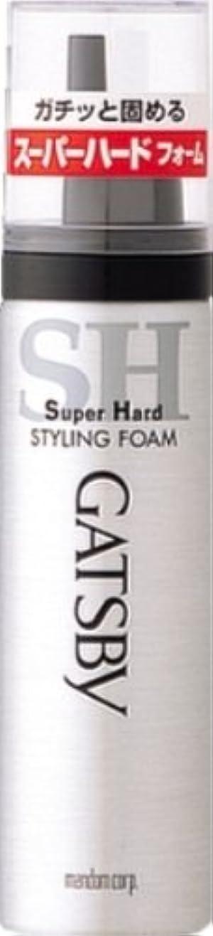 ジャズスキャンダルインペリアルギャツビー スタイリングフォーム スーパーハード(ハンディ) 65g