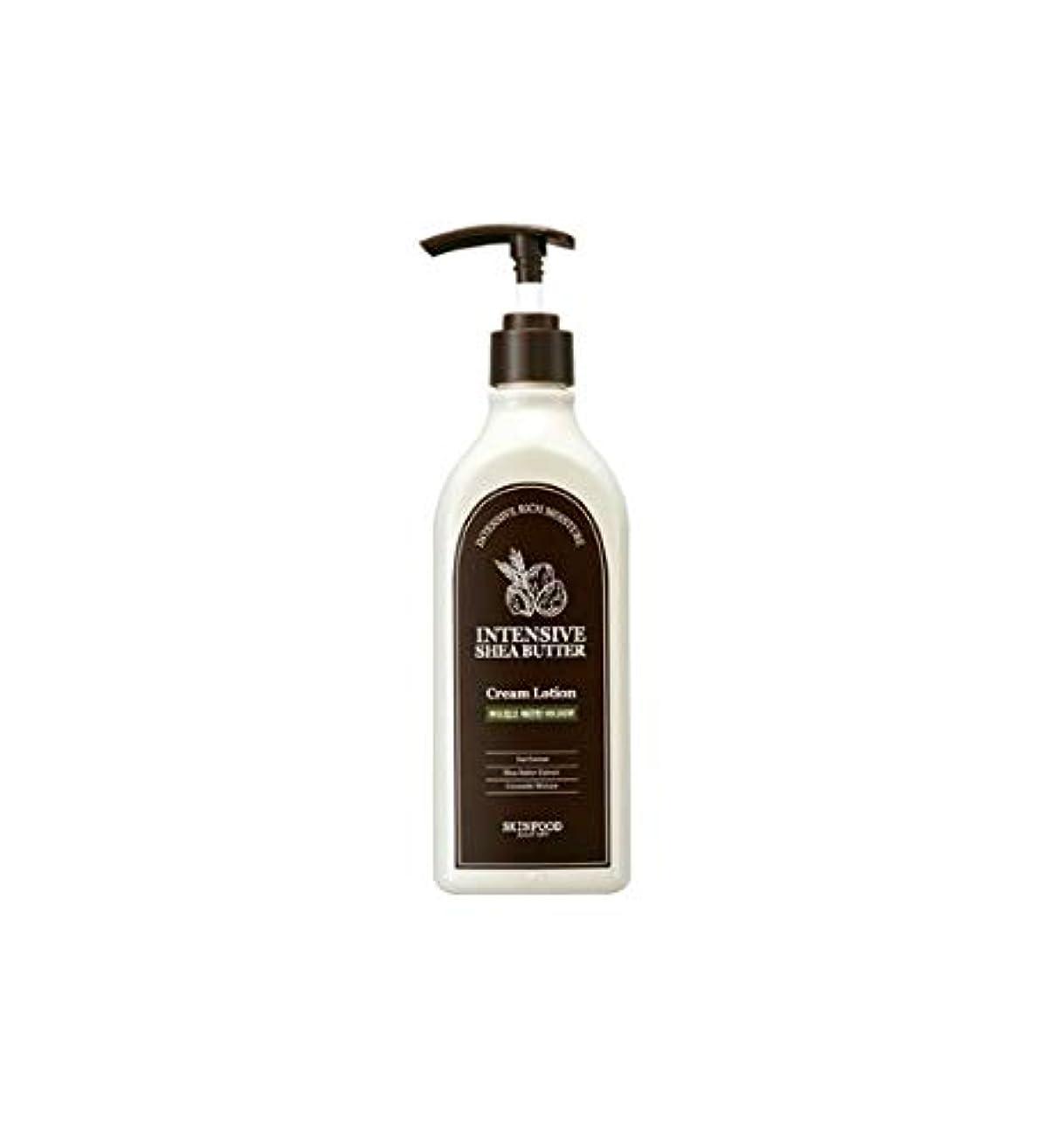 Skinfood 集中シアバタークリームローション/Intensive Shea Butter Cream Lotion 335ml [並行輸入品]