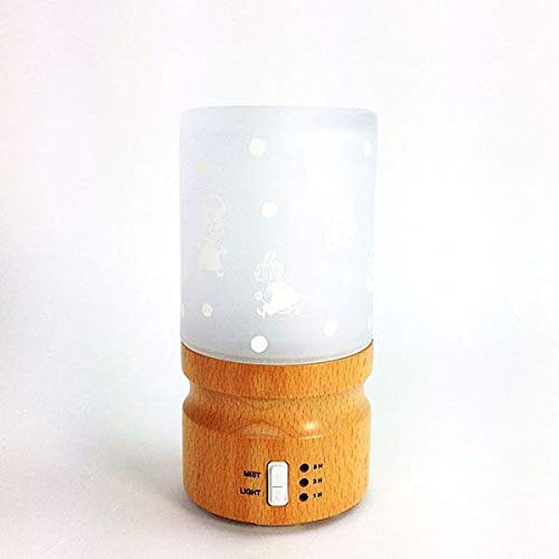 カメラ不条理シンポジウムムーミン リトルミィ アロマランプディフューザー グッズ