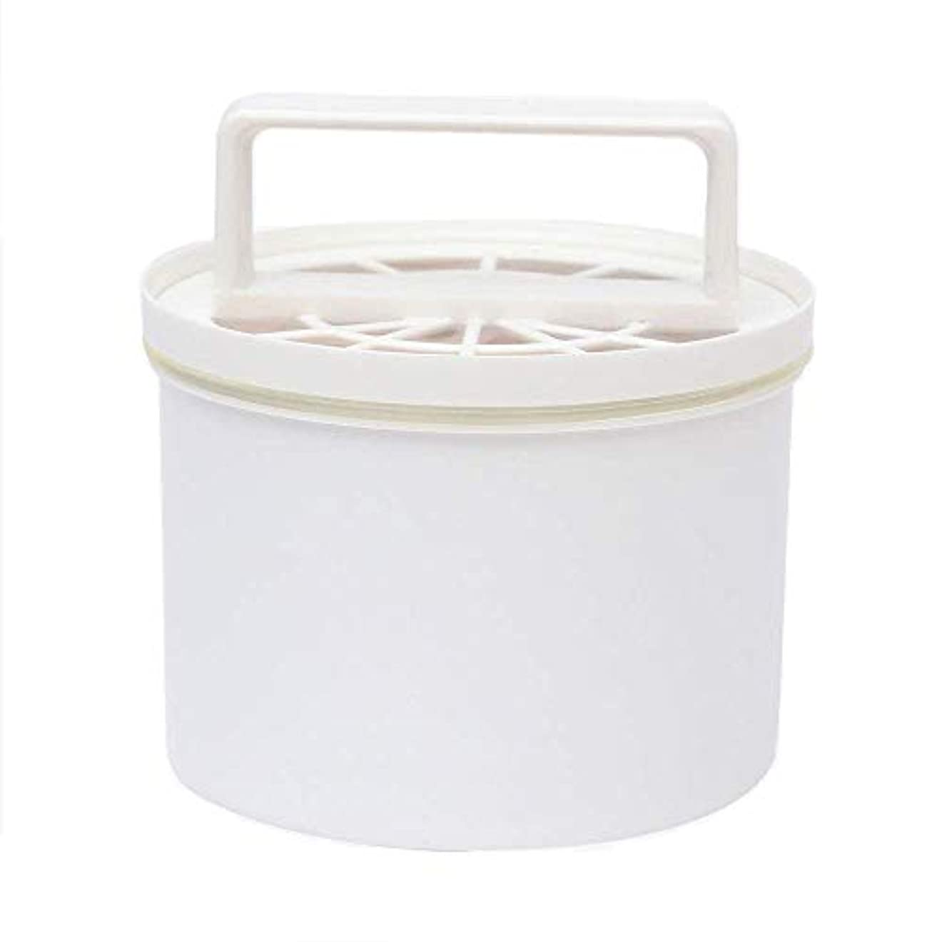 チャーミング上級消毒するサンエイ化学 【ピュアメーカー】 卓上型精製水器 カートリッジ × 1 イオン交換樹脂 精製水
