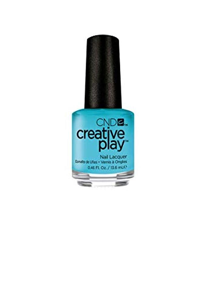 セブン半島高価なCND Creative Play Lacquer - Drop Anchor! - 0.46oz / 13.6ml
