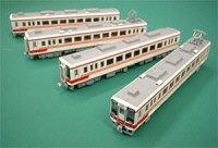 Nゲージ 1049T 東武6050系4輌トータルセット (塗装済車両キット)