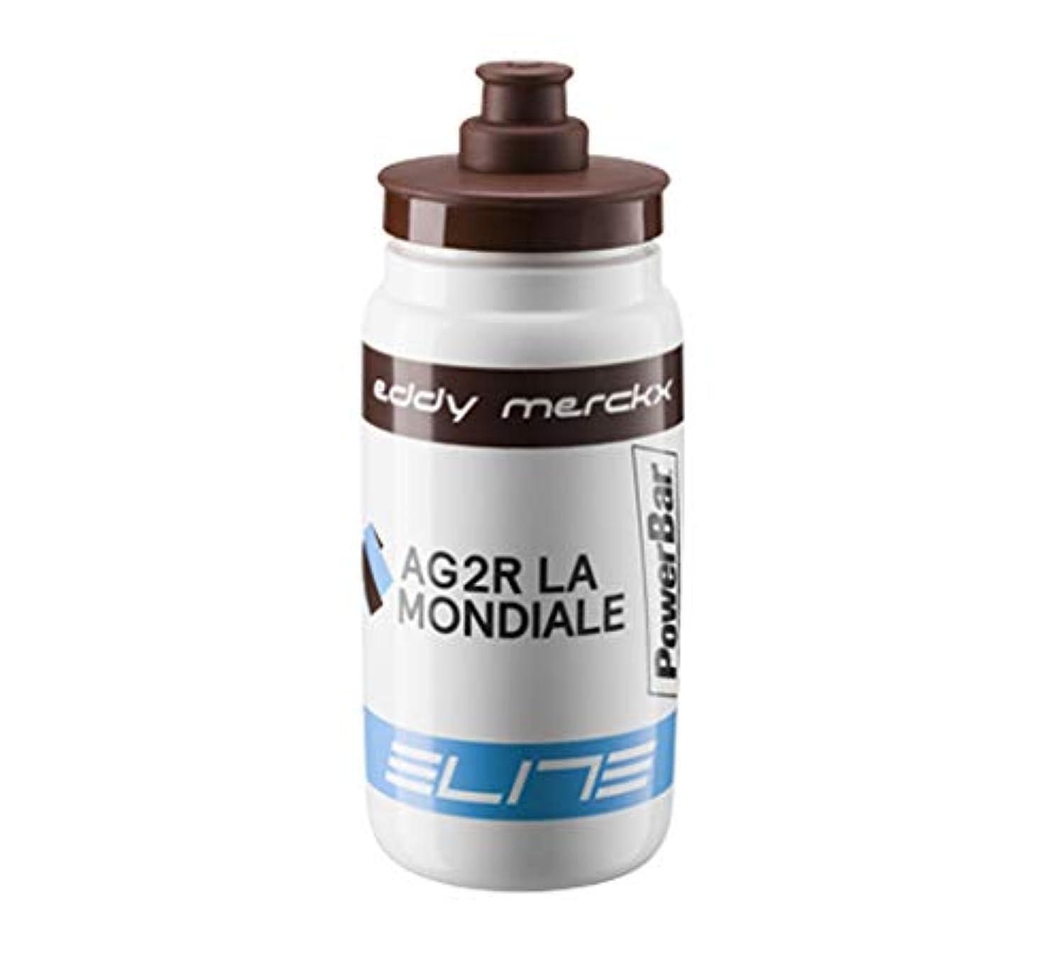 軽蔑車両暖かくELITE(エリート) FLY チーム(2019) ボトル 550ml [AG2R]
