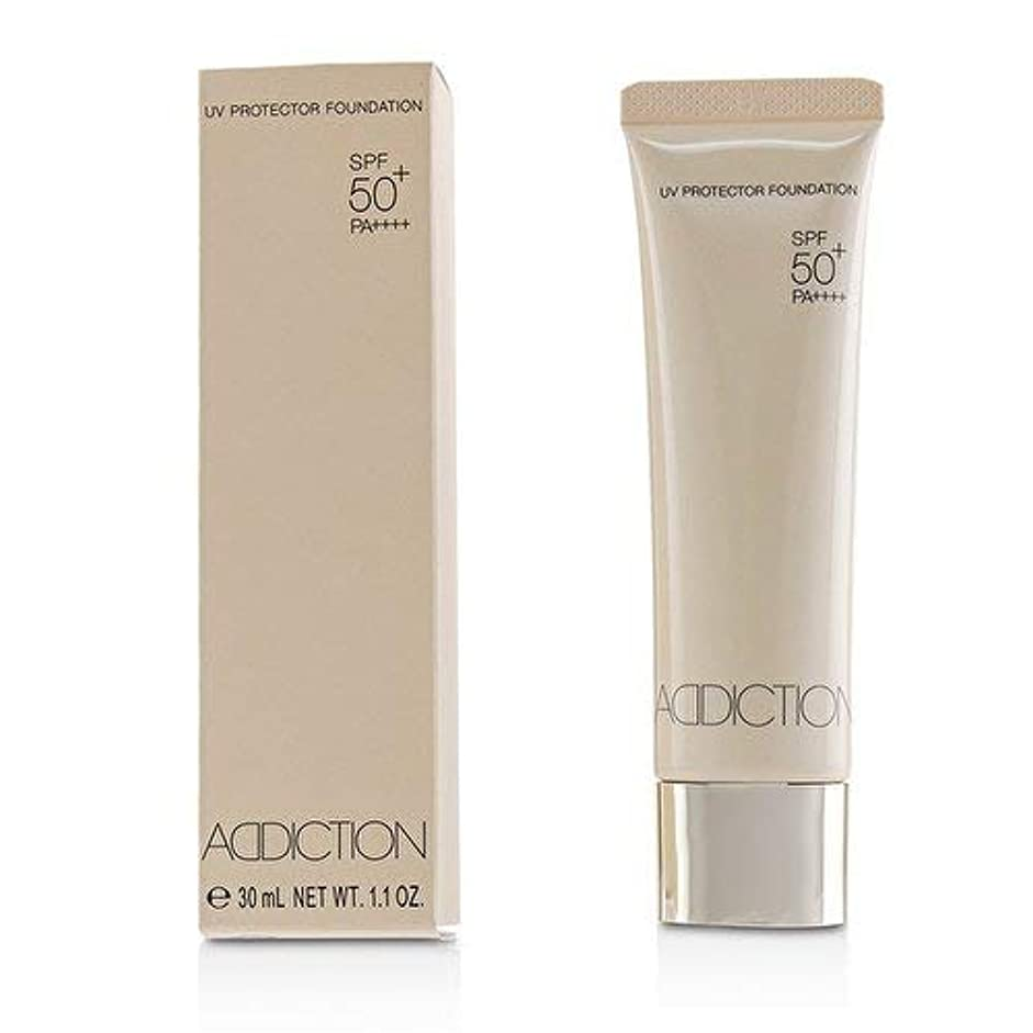 アシストナインへしなやかなアディクション UVプロテクターファンデーション # 013 (Golden Sand)