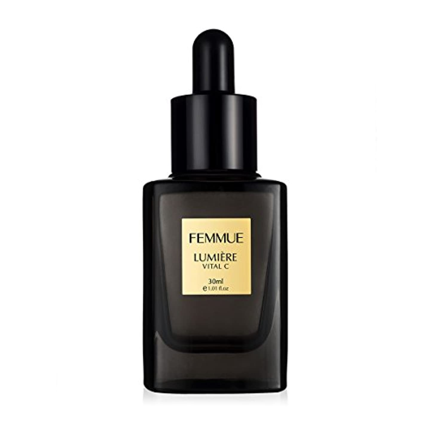 あまりにもラッチペーストFEMMUE(ファミュ) ルミエール ヴァイタルC <導入美容液>30mL 日本正規品