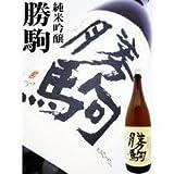 勝駒 純米吟醸 1800ミリ