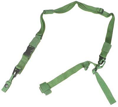 Flyye Tactical Three Point Sling 3点スリング OD