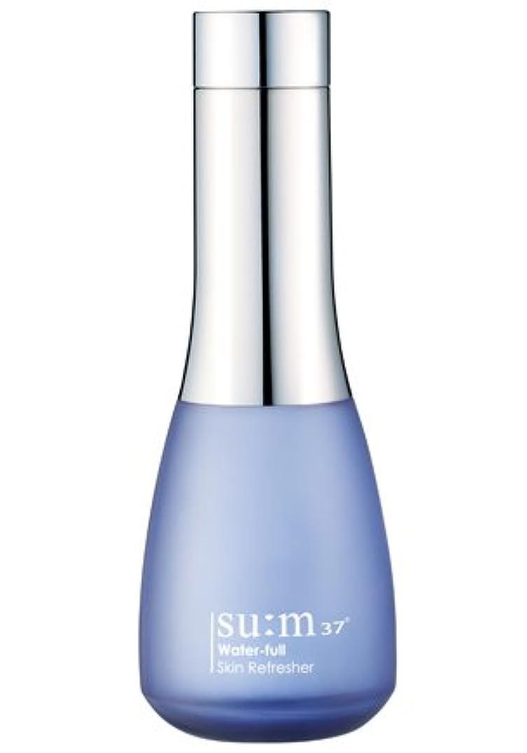 分析する流行落とし穴[SUM37/スム37] Water-full Skin Refresher [TTBEAUTY][韓国コスメ]