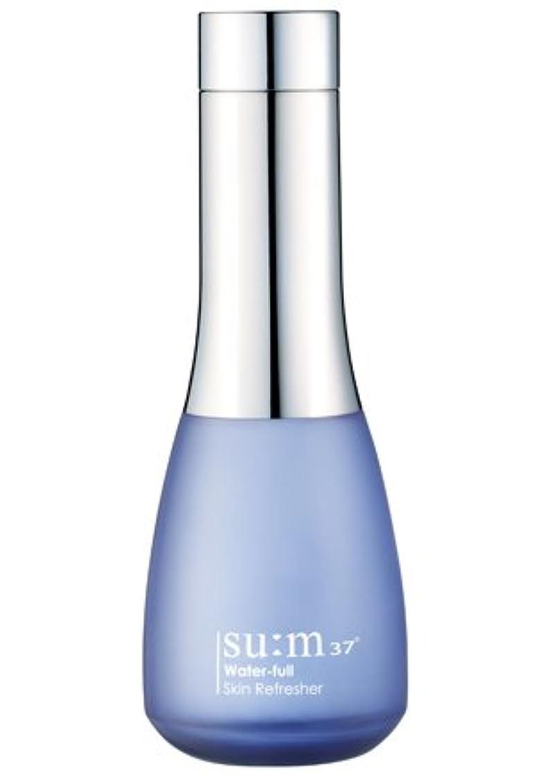 事ばかげた奨励[SUM37/スム37] Water-full Skin Refresher [TTBEAUTY][韓国コスメ]
