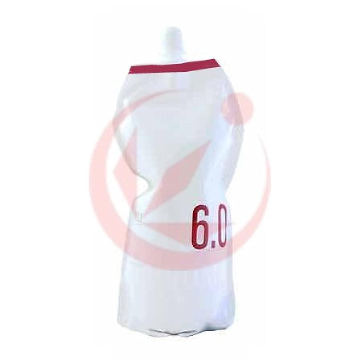 おめでとう夢中不器用ナンバースリー プロアクション リクロマ オキシ(OX) 1200ml(2剤) 6.0%*
