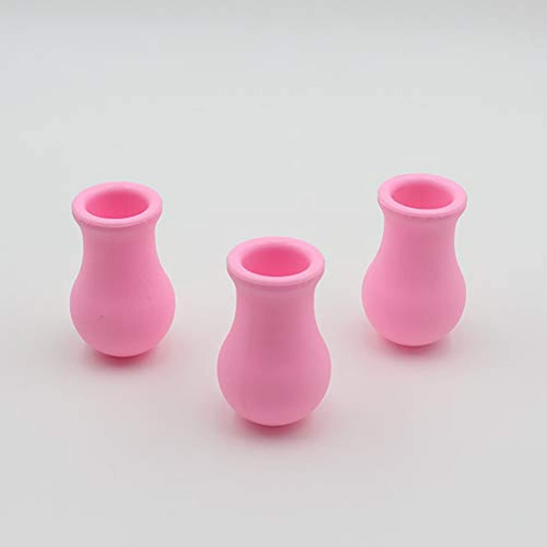 ACHICOO パンプ 唇 メイクアップ ファッション 女性 セクシー 花瓶形 唇マッサージ メイクアップツール