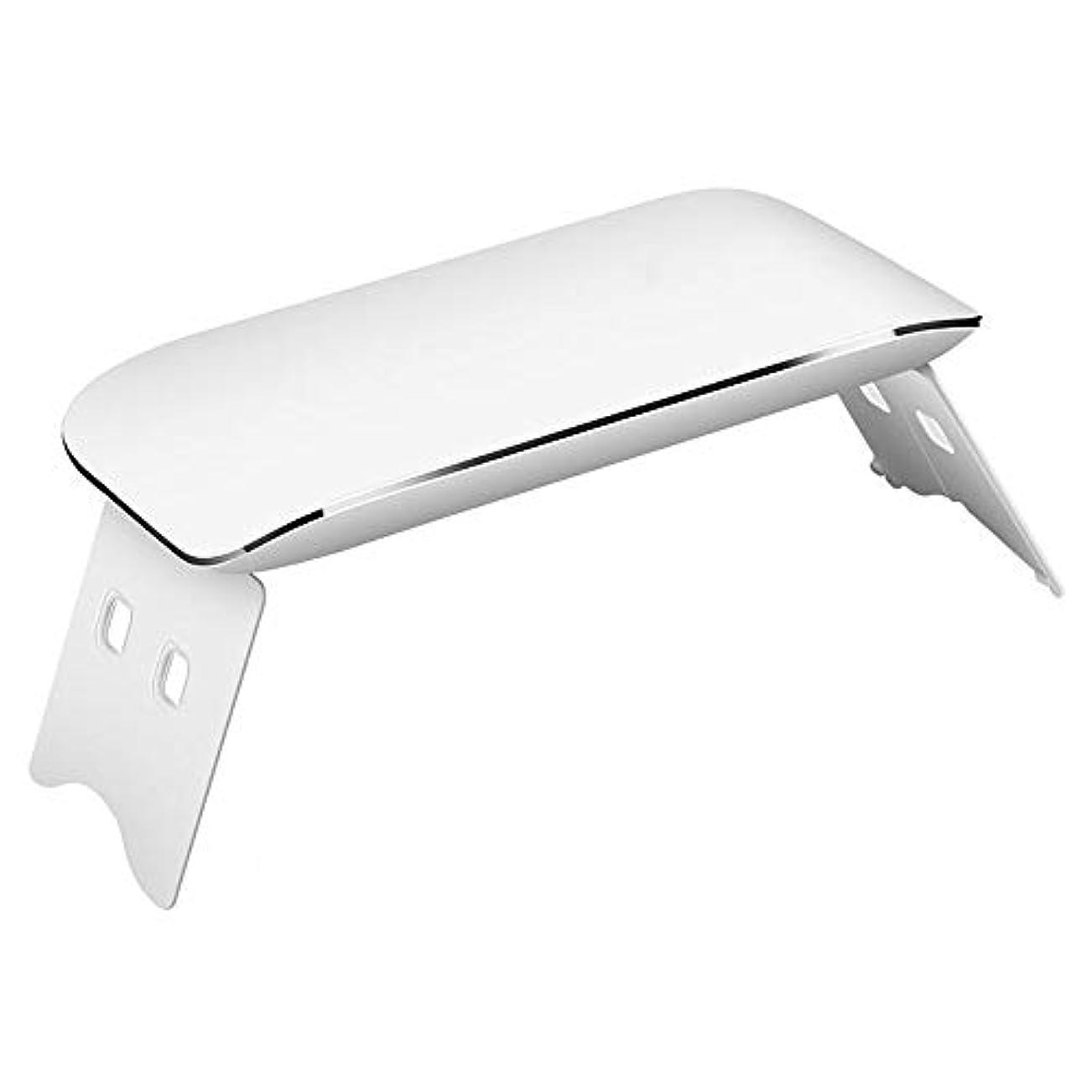 レビュー関税コンパクト釘ドライヤー - 自動赤外線センサー、二重光源のLEDランプのゲルのドライヤーのマニキュアが付いている紫外線携帯用LEDの釘ランプ