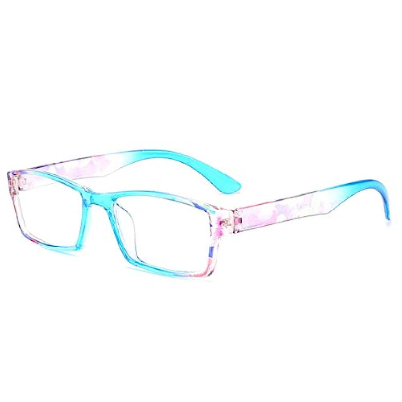 ライバル影響するあなたのものT18964老眼鏡ジオプター+1.0?+4.0女性男性フルフレームラウンドレンズ老視メガネ超軽量抗疲労 (PandaWelly)