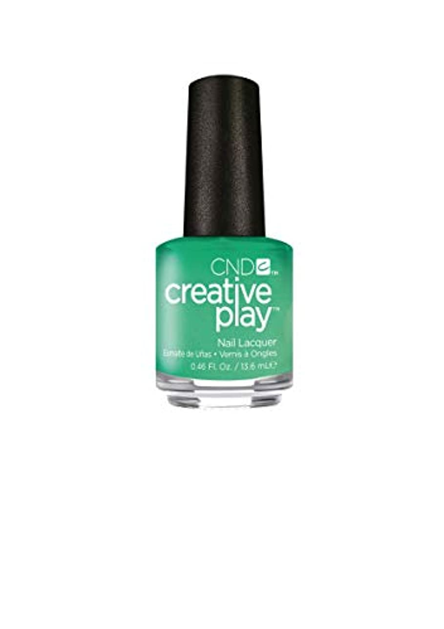 サッカー想像力豊かな吸収するCND Creative Play Lacquer - You've Got Kale - 0.46oz / 13.6ml
