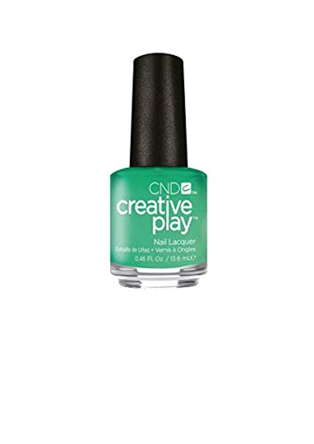 囲む余剰くすぐったいCND Creative Play Lacquer - You've Got Kale - 0.46oz / 13.6ml