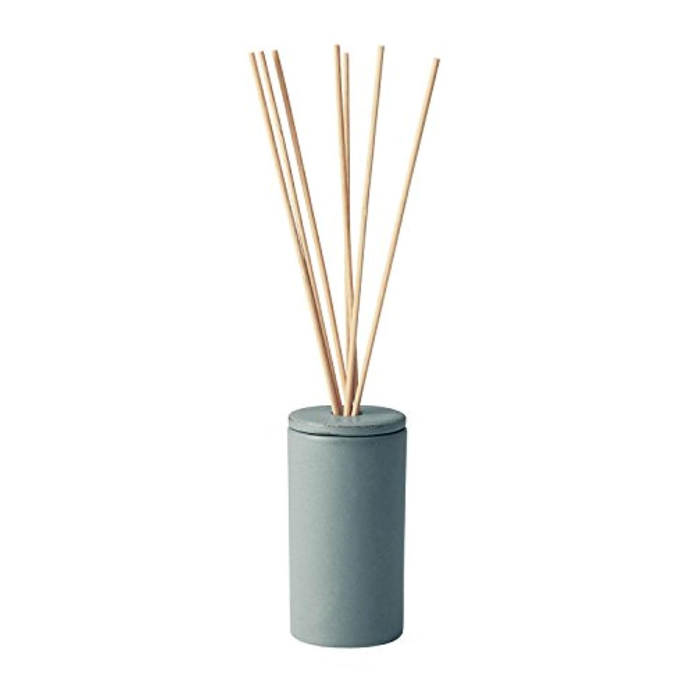 叙情的な材料彫る[ベルメゾン] アロマディフューザー?アロマバーナー 陶器 アロマ ディフューザー [日本製] グレー