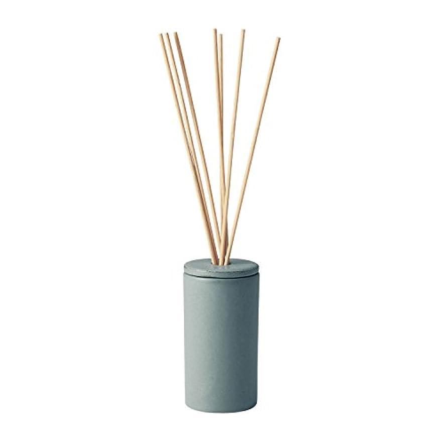 才能決して時代遅れ[ベルメゾン] 陶器 アロマ ディフューザー [日本製] グレー