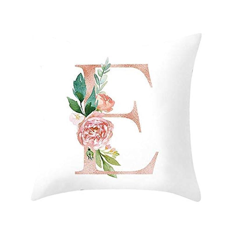 恐れるつま先ほんのLIFE 装飾クッションソファ手紙枕アルファベットクッション印刷ソファ家の装飾の花枕 coussin decoratif クッション 椅子