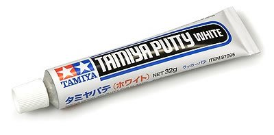 タミヤパテ(ホワイト) 87059