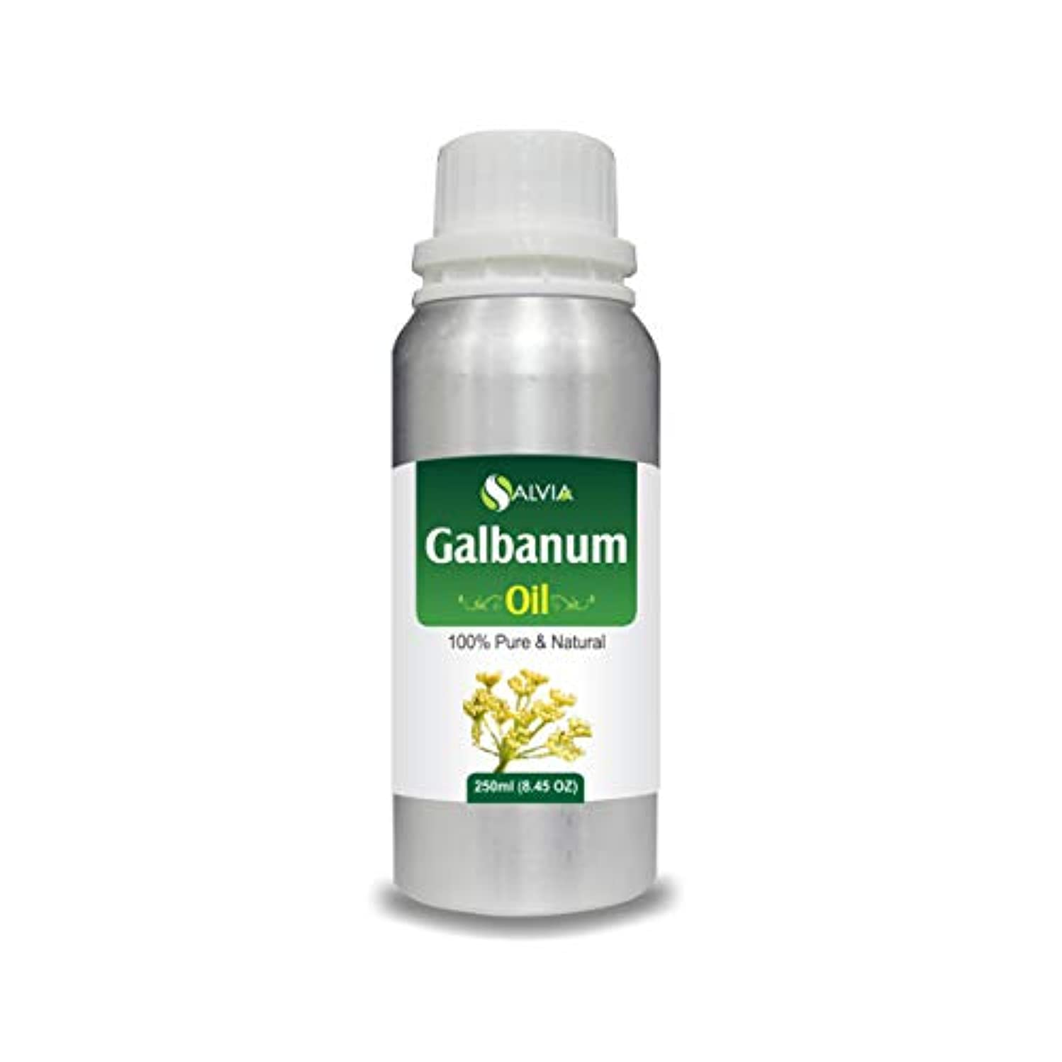 ベスト不愉快にケーブルGalbanum Oil (Ferula galbaniflua)100% Natural Pure Undiluted Uncut Essential Oil 250ml
