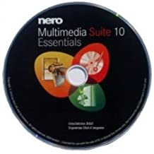 NERO Multimedia Suite 10 Essentials OEM 書き込みソフトの定番!