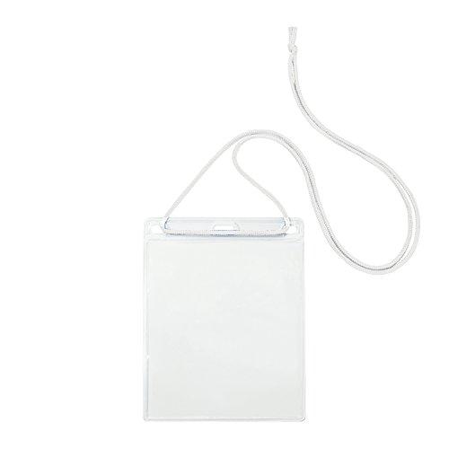 OP 簡易吊り下げ名札 イベントサイズ 10枚 白