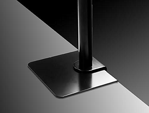 『NBROS モニターアーム固定用クランプ(万力)補強プレート [ 上面用150 x 180mm、底面用70 x 180mm ] NB-PP001』の2枚目の画像