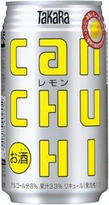 タカラ 缶チューハイ レモン 350ml×24缶(1ケース)
