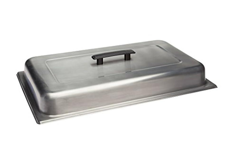 代表団クリーナー警察署Sterno 70116 Chafing Dish Lid, Stainless Steel