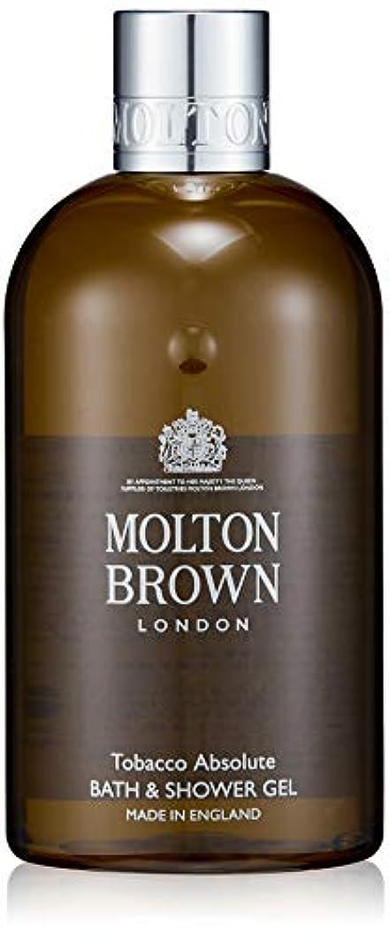 鬼ごっこ極小敵対的MOLTON BROWN(モルトンブラウン) タバコアブソリュート コレクション TA バス&シャワージェル