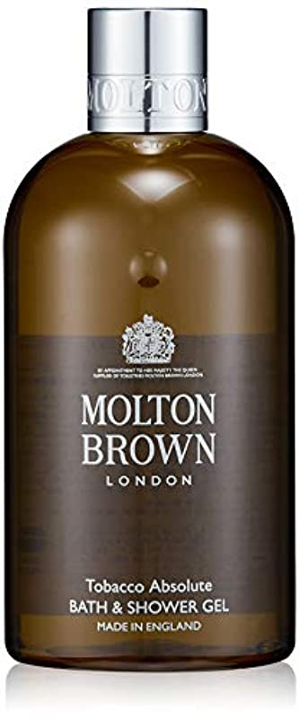 節約する深く保険MOLTON BROWN(モルトンブラウン) タバコアブソリュート コレクション TA バス&シャワージェル